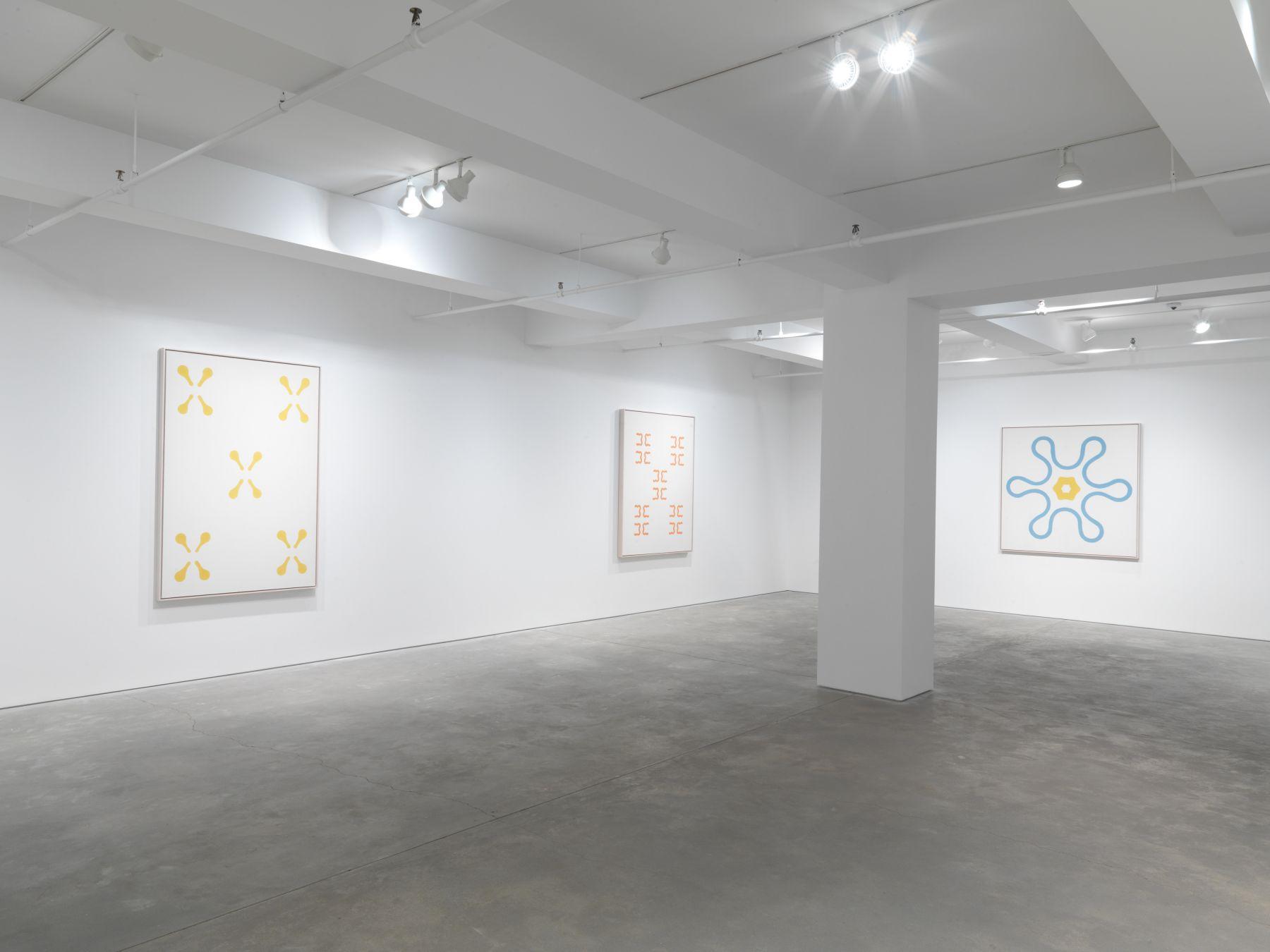 Paul Feeley: An Artist's Game with Jacks