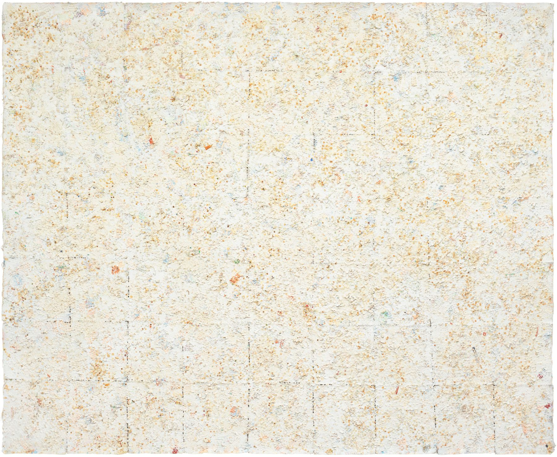 Howardena Pindell, Untitled, 1977