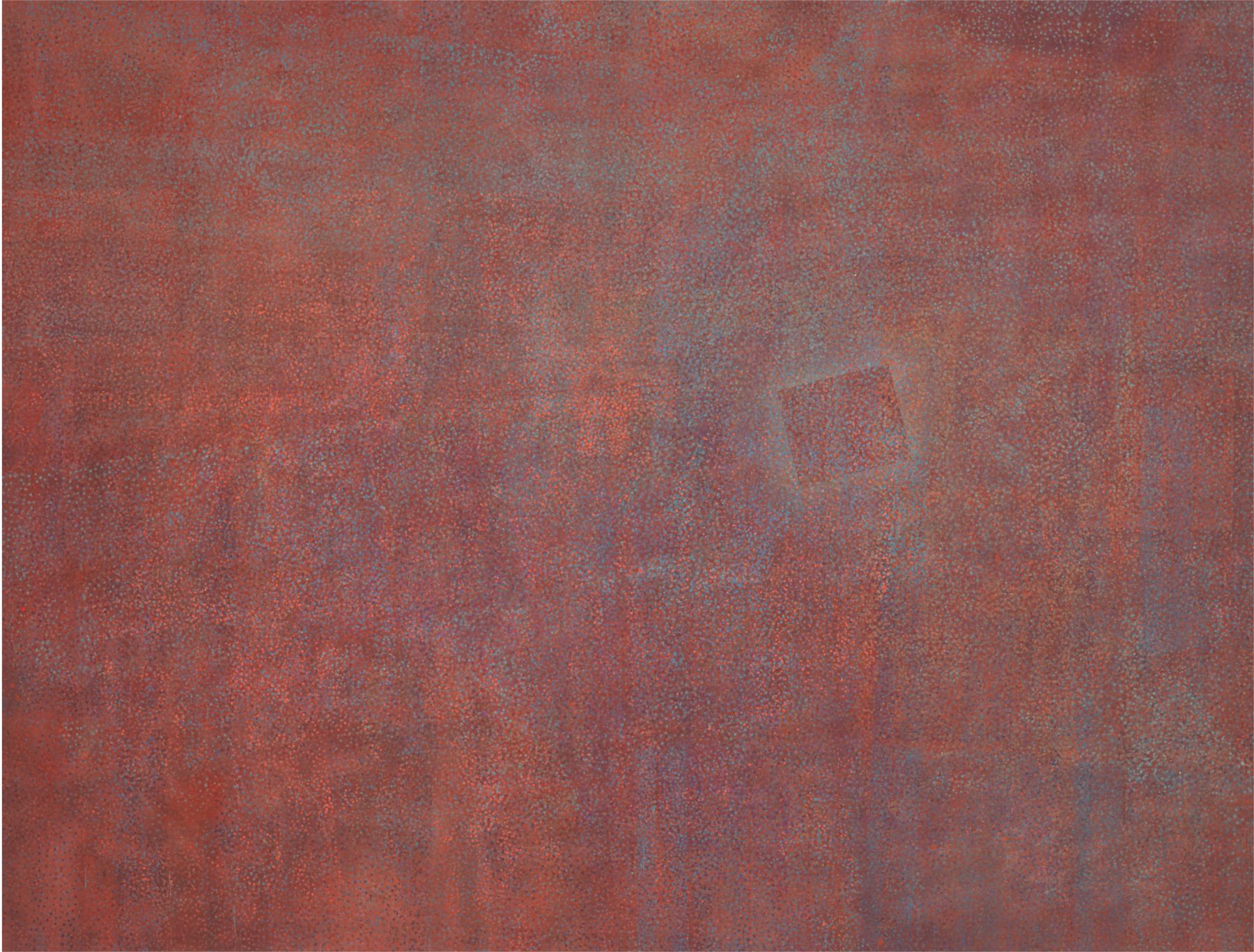 Untitled, 1972, Acrylic on canvas