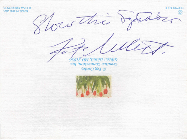 AG correspondence 9