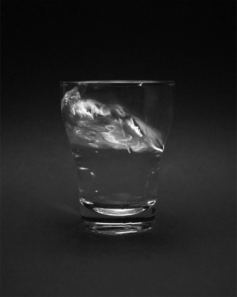 Timotheus Tomicek, Emotional Water, 2016, video box, 16 x 13.5 x 2.5 inches, edition 3 of 5