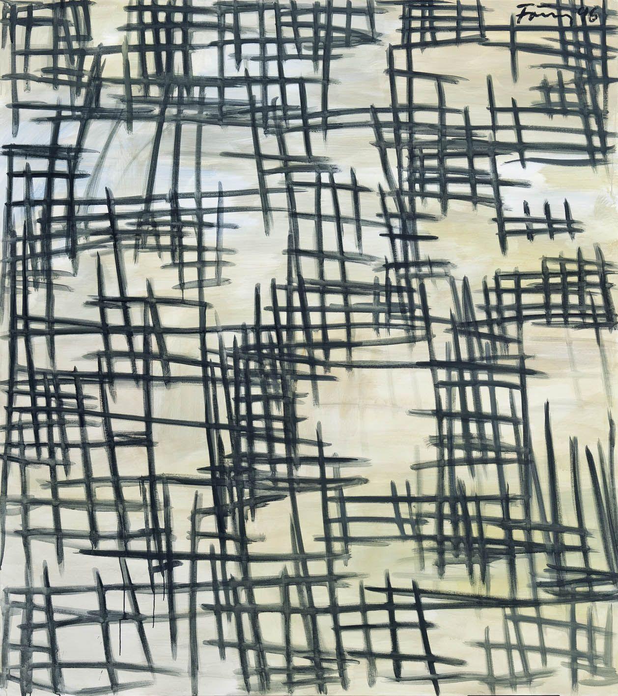 Günther Förg, Untitled, 1996