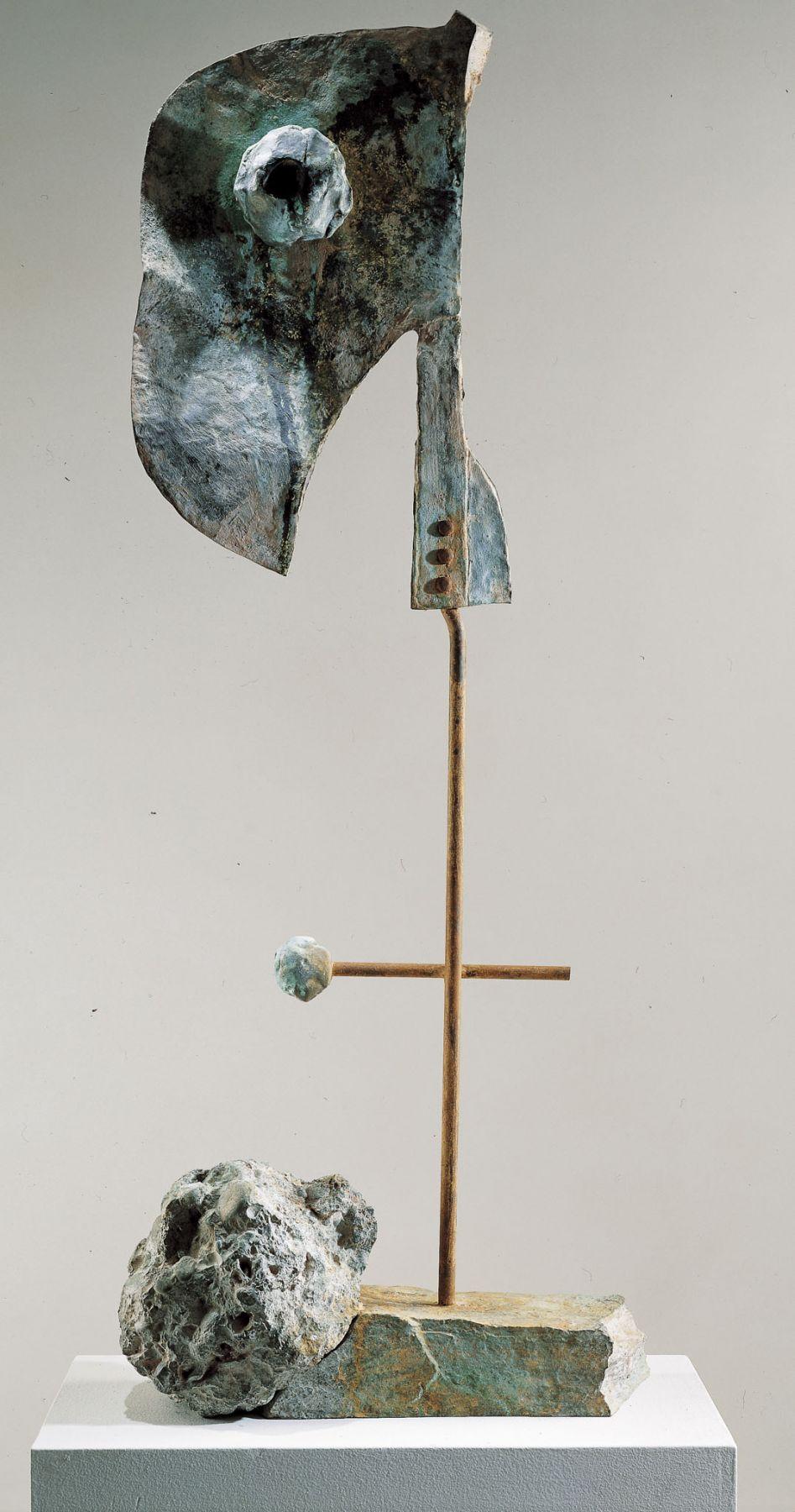 Joan Miró, Figure, 1981
