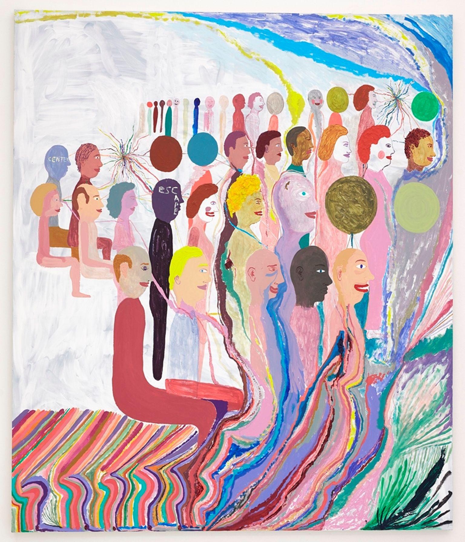 CHRIS JOHANSON Untitled 2018
