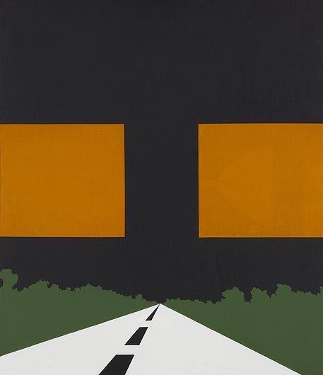 ALLAN D'ARCANGELO White Highway