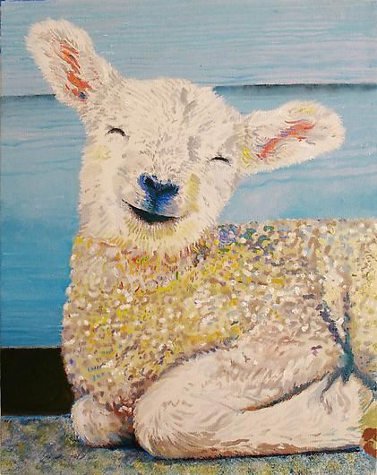 NOLAN SIMON The Lamb or Be nice and don't trouble your head about a thing