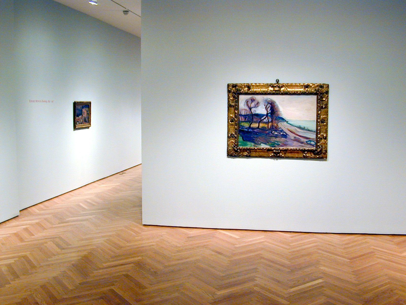 EDVARD MUNCH Paintings, 1892-1917