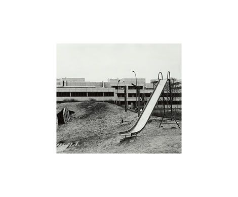 MICHAEL SCHMIDT Untitled (from Berlin, Stadtbilder)