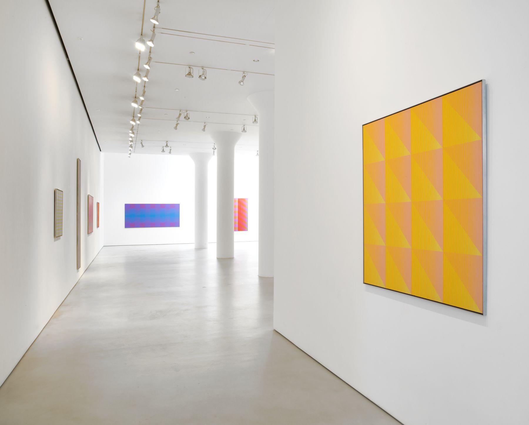 JULIAN STANCZAKThe Life of the Surface, Paintings 1970 – 1975
