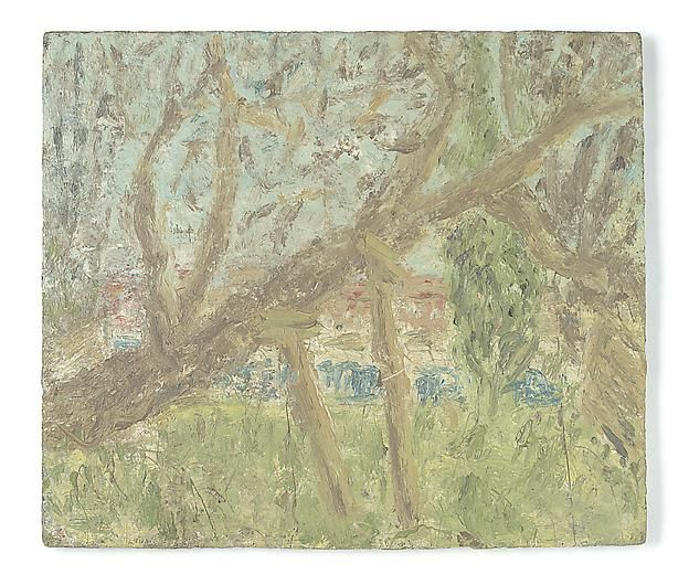 LEON KOSSOFF Cherry Tree, Winter