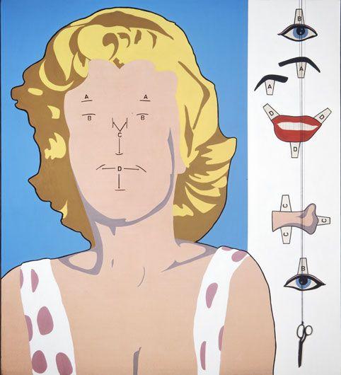 ALLAN D'ARCANGELO Marilyn