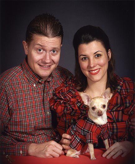 CHRISTOPHER MINER Family Photo