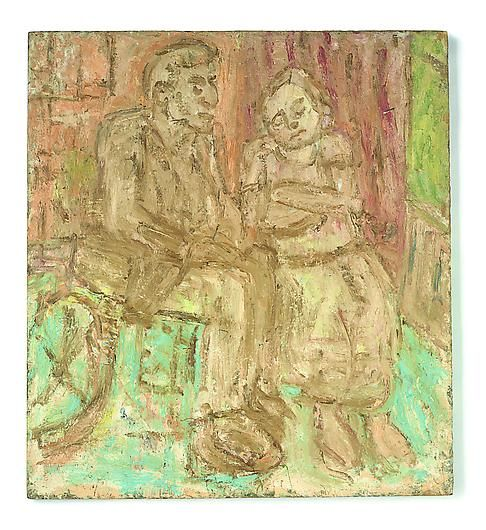 LEON KOSSOFF Peggy and John