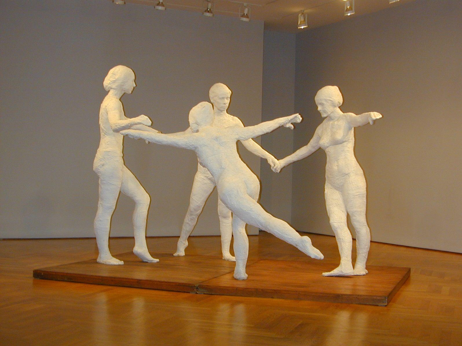 GEORGE SEGAL The Dancers