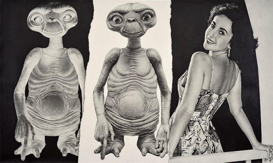 KARL HAENDEL E.T./E.T./Elizabeth Taylor