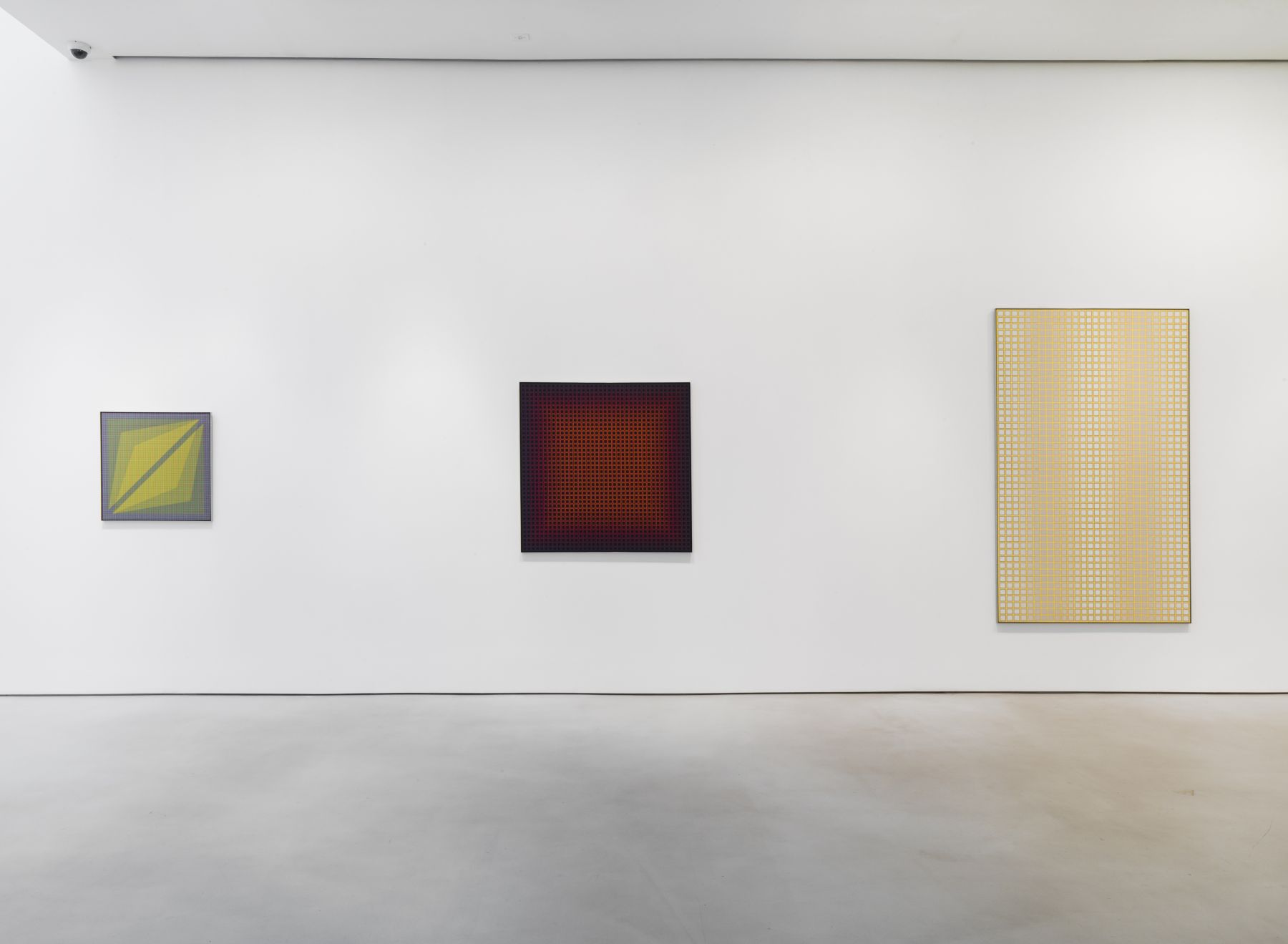 JULIAN STANCZAK The Life of the Surface, Paintings 1970 – 1975