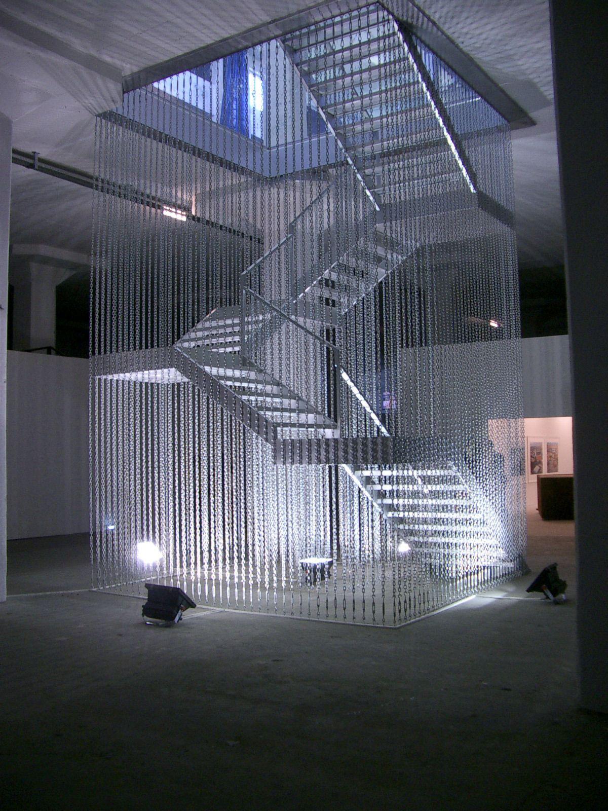 MONICA BONVICINI Stairway to Hell