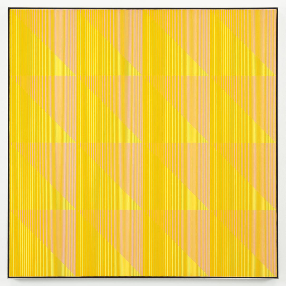 JULIAN STANCZAK Burning Through Yellow