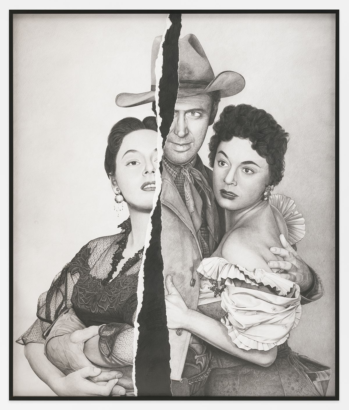 KARL HAENDEL No Title (Ruth Roman/Jimmy Stewart/Ruth Roman)