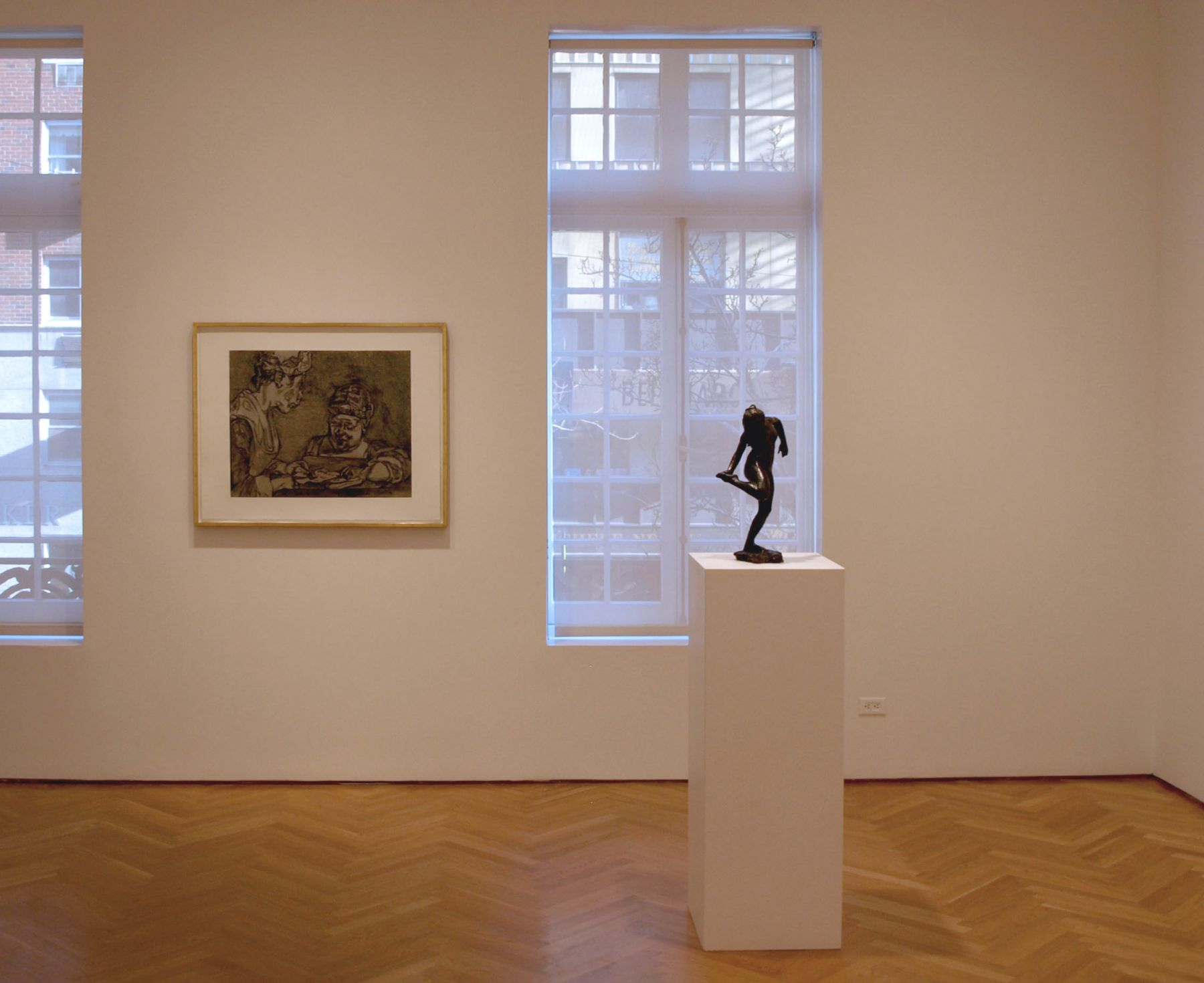 Lucian Freud and Sculpture
