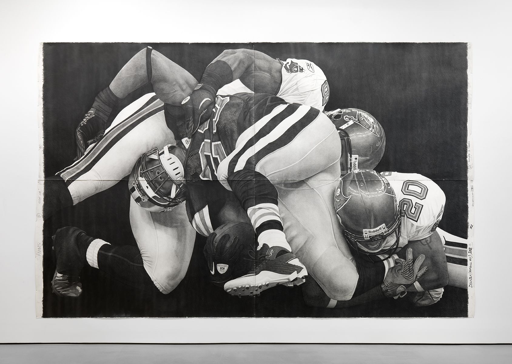 KARL HAENDEL Down Box (Football #10)