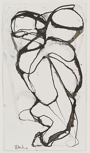 BRICE MARDEN Rock