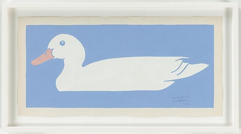 JOHN WESLEY White Duck