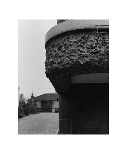 MICHAEL SCHMIDT Untitled (from Architektur)
