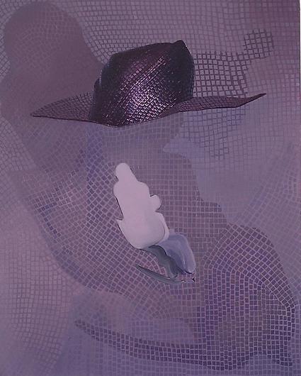 NANCY DEHOLL Purple Christmas