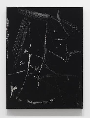 CHERYL DONEGAN Untitled (Black Glass)