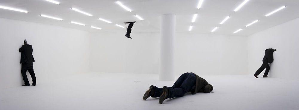 Monica Bonvicini No Head Man 2009