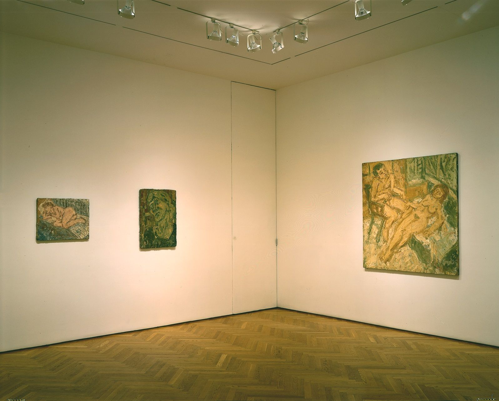 LEON KOSSOFF Recent Paintings and Drawings