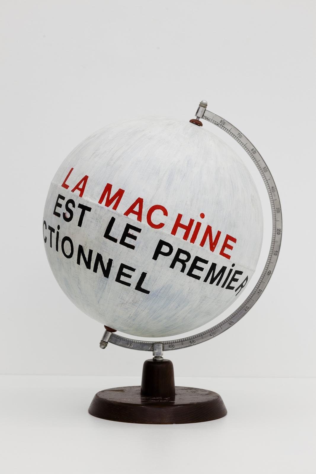 MANGELOS Le Manifeste sur la machine