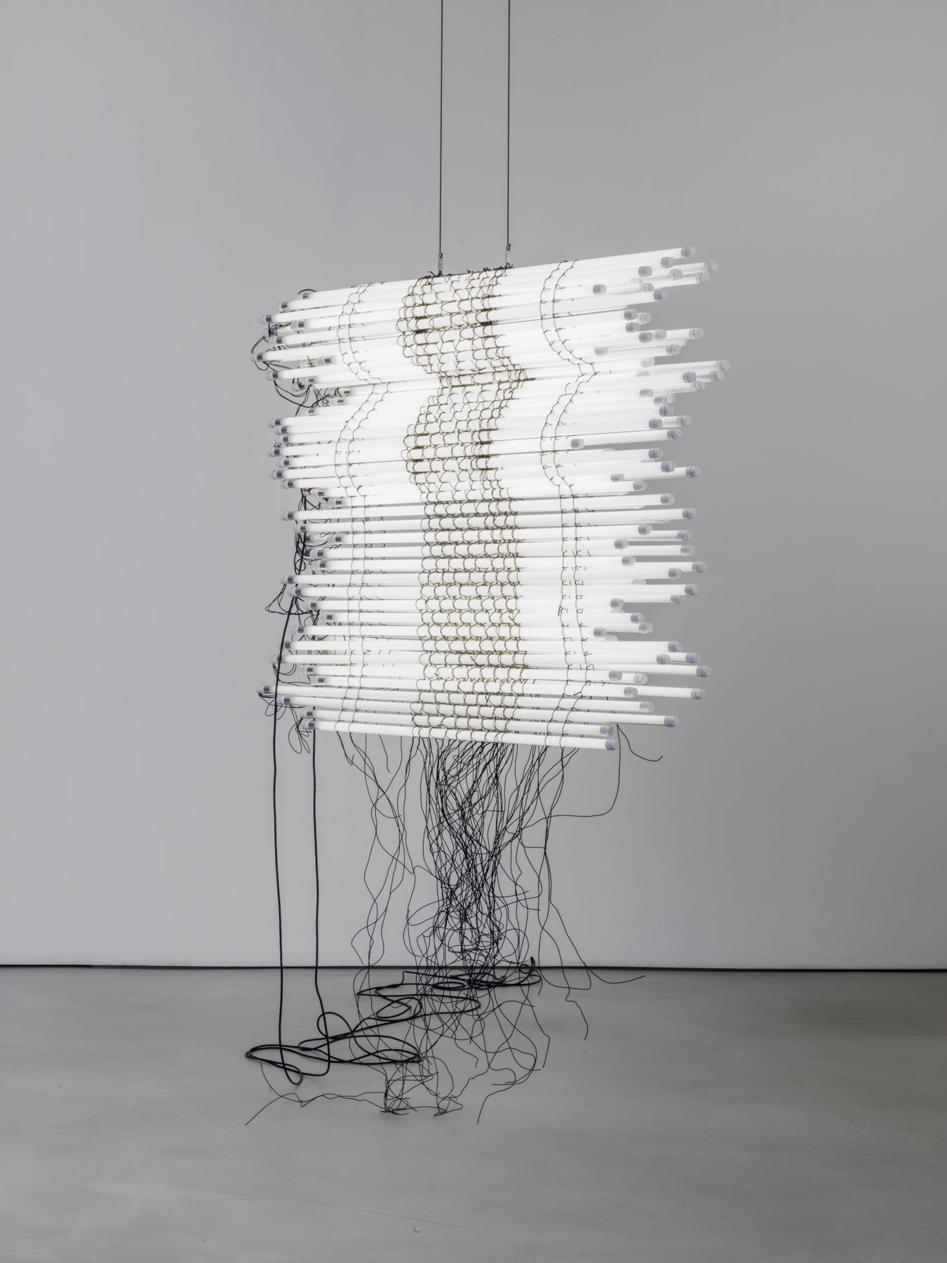 MONICA BONVICINI Bent and Winded