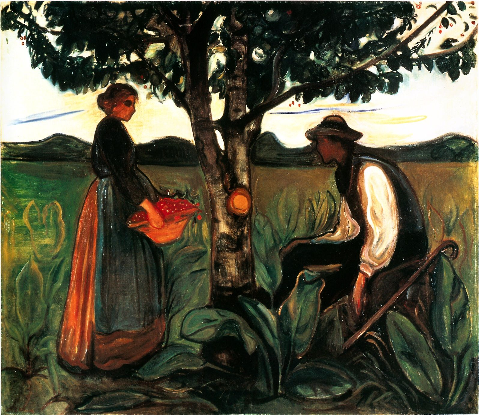 EDVARD MUNCH Fertility