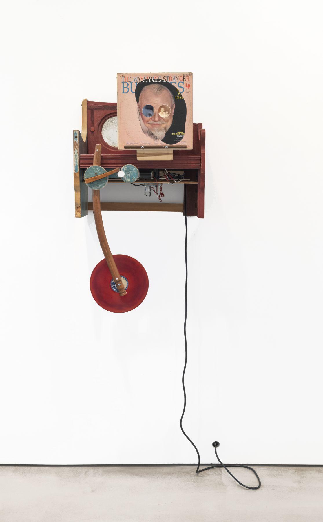 MARTIN KERSELS Self Portrait 2019