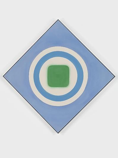 KENNETH NOLAND Bolton Landing: Singing the Blues