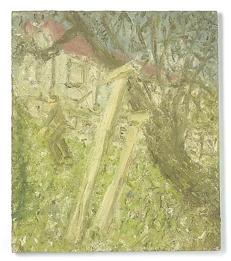 LEON KOSSOFF Cherry Tree, Early January