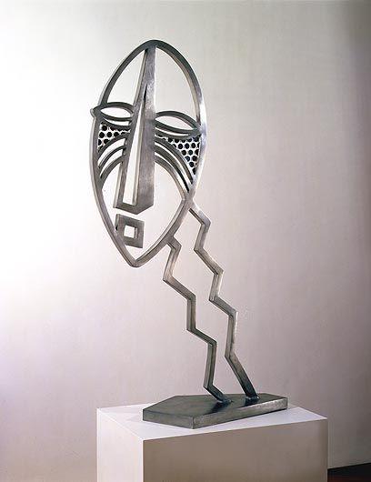 ROY LICHTENSTEIN Ritual Mask