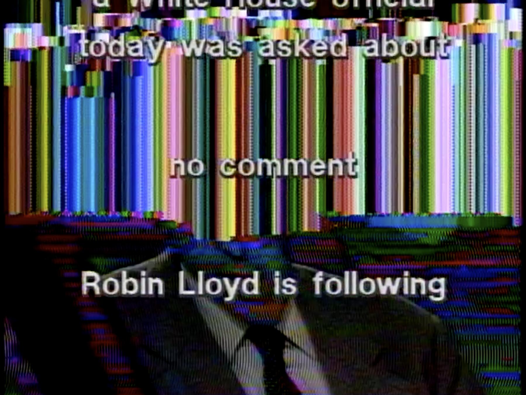 Martha Rosler Disinformation 1985