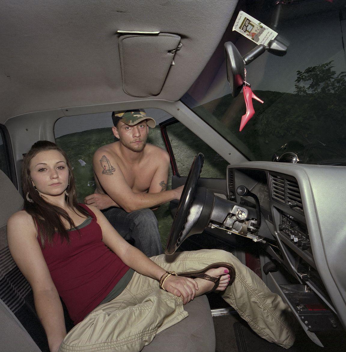 Mike Smith (1951-)  Pleasant Beach, TN (07-086-7R), 2007  Chromogenic Print  30h x 30w in, Photography