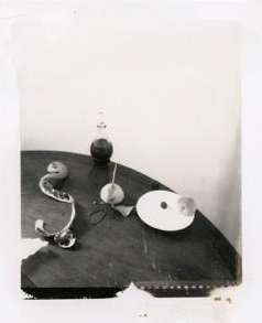 Laura Letinsky,  Untitled, 2001, from the series Time's Assignation, 2001,  Polaroid,  4 1/2h x 3 1/2w in, Unique, Photography