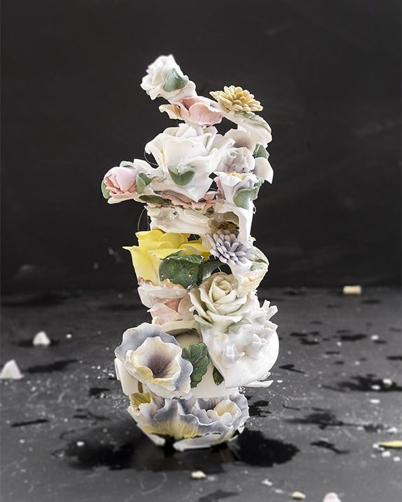 James Henkel  Bouquet, 2017  Archival Pigment Print  20h x 16w in  Edition of 5  30h x 24w   Edition of 3, photography, contemporary art