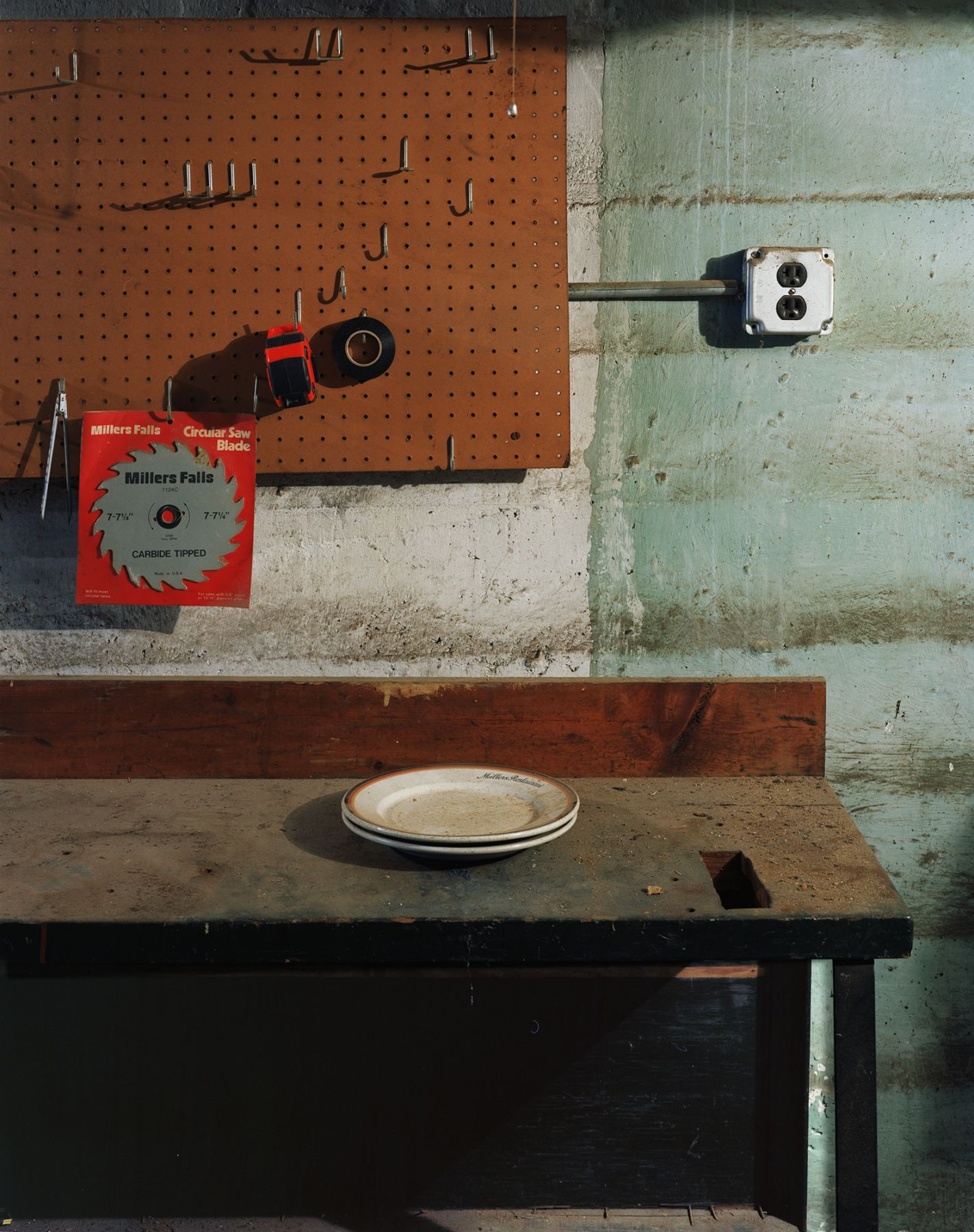 Millers Restaurant  Archival Pigment Print  Editions of 5  25 x 20 inches  20 x 16 inches