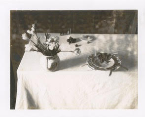 Untitled, 2001, from the series Time's Assignation, 2001,  Polaroid,  3 1/2h x 4 1/2w in, Unique, Photography