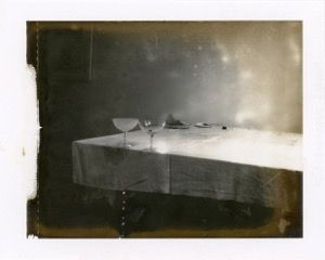 Laura Letinsky  Untitled, 2002, from the series Time's Assignations, 2002,  Polaroid,  4 1/4h x 5 3/4w in, Unique, Photography