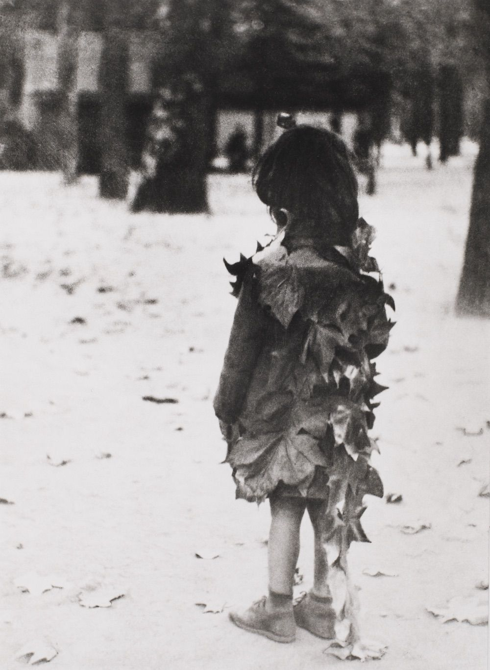 Edouard Boubat (1923-1999)  Jardin de Luxembourg, 1946  Gelatin silver print  16 x 12 inches (paper) 14 x 95 inches (image), black and white photography