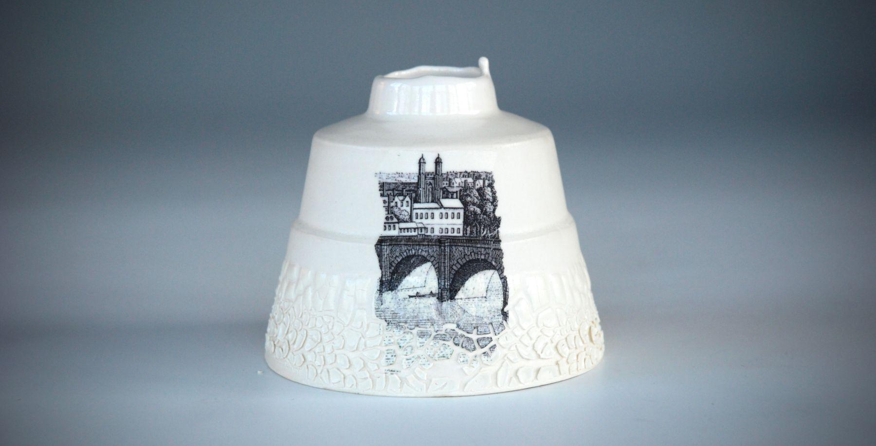 raewyn harrison ceramics bottle stoke old london art mudlarking