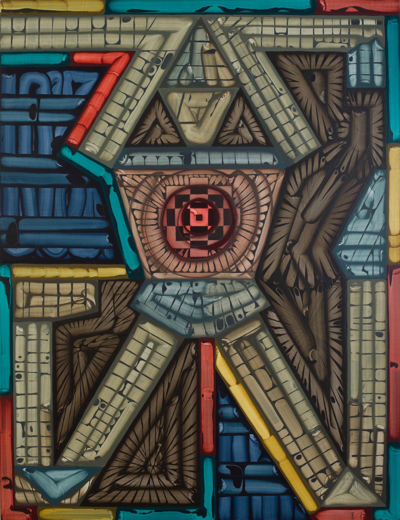 Nathan Redwood, Los Angeles, Artist, untitled miami beach, jack haley, basketball