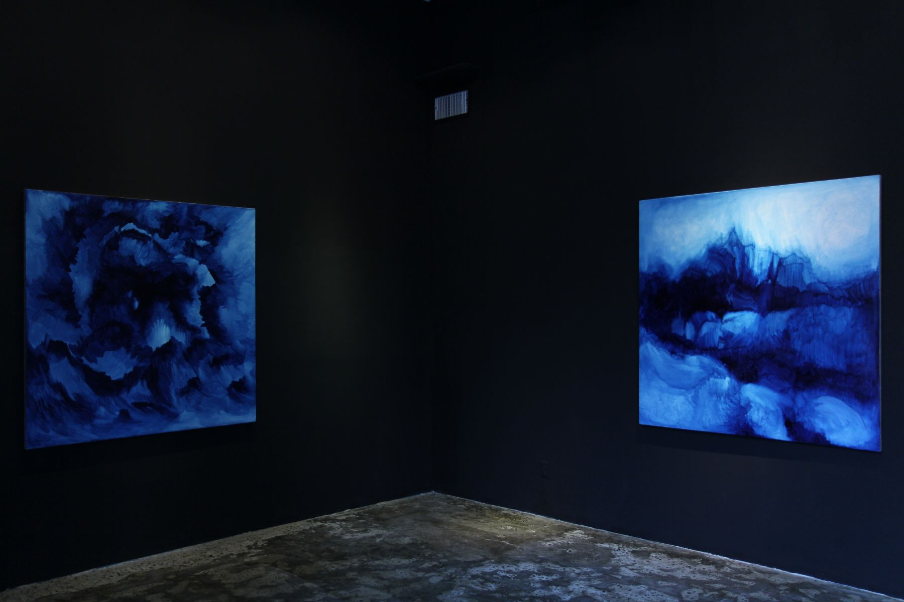 ConstellationsInstallation view